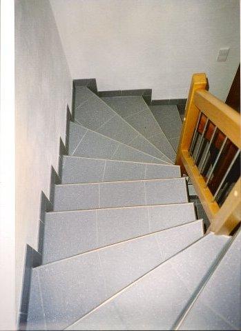 Kellertreppe renovieren